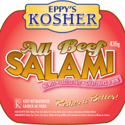 Kosher - All Beef Salami Wieners