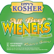 Kosher - All Beef Wieners