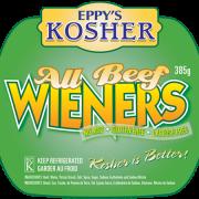 Kosher - All Beef Wieners