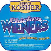 Kosher - Chicken Wieners